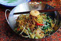 Indonsian food