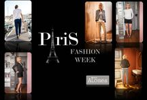 ATOMES fashion week / Atomes aussi fait sa fashion week www.atomesfashion.fr