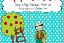 johnny appleseed and other fall ideas / by Krista Wergin