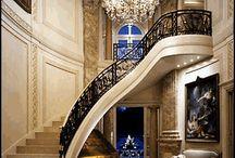 stairwell dream