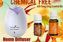home essential oils