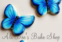 biscotti farfalla