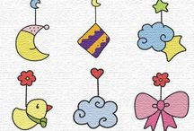 Desenhos para bebes