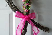 dekorace jaro :)
