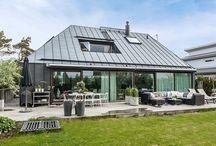 Exterior Home Pics / Inspiration for the exterior of custom homes