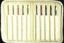 Knit n Crochet - Yarn, Tools / EDITING IN PROGRESS - FORMERLY JUST KNITTING AND CROCHETING GENERAL BOARD. Tips, instruction and tutorials on doing things with yarn - like dyeing and creating balls, and with other knitting/crocheting tools / by Melayla O