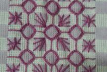 bordados manteles