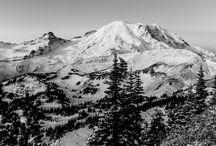 Mount Rainier National Park / Fine art photographs of Mount Rainier and Mount Rainier National Park in Washington State.