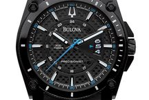Watches- Mens Styles / Men's styles of watches both vintage and new trends