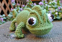 crochet / by Gail Barrett