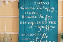 Canvas Art - Quotes / by Sharon Colomb