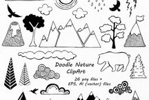 Дудлы // Doodles