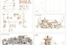 Planos de arquitectura / Obras y Planos