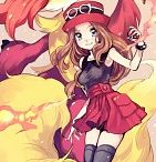 my favorite is delphox