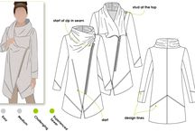 Sewing clothes - pattern inspiration