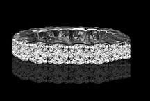 simulated diamond rings amazon