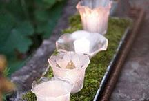 Outdoor Event Ideas / New ideas to make outdoor events more comfortable and fun for guests