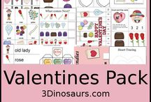 Valentines Theme Friends
