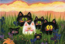 Cats, gatos