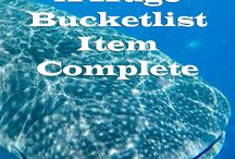 Bucketlist / by Cindy Adrian