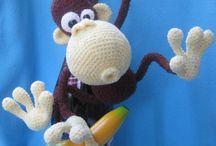 Мартышки, обезьянки