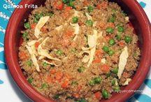 Recetas vegetarianas / Recetas de cocina fácil para vegetarianos. Recetas vegetarianas y veganas para toda la familia
