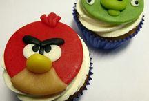 angry birds / angry birds adalah burung marah
