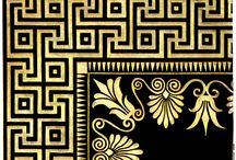 Greece n Greek patterns
