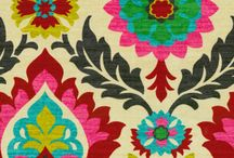 fabric / patchwork  / by Emma