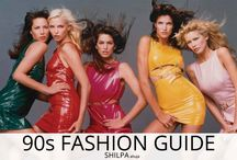 90s Fashion: 90s Women's Fashion, 90s Fashion Trends, 1990s Celeb Style / All about 90s fashion