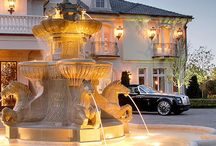 Luxurious houses/mansions