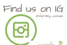Fertility Matters Canada News / Here you info on what Fertility Matters Canada is up to!