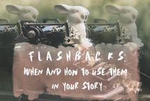 Writing Tips - Flashbacks