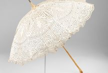 ♥antique umbrellas♥ / WELCOME