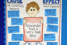 cause and effect 1st grade activities