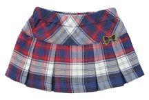Camisas, faldas y pantalones de niñas