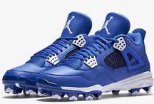 Jordan Retro IV Baseball Cleats / Jordan Retro IV Baseball Cleats