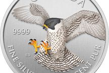 Royal Canadian Mint / Royal Canadian Mint coins distributed by EMK / Münzen der Royal Canadian Mint im Angebot bei EMK.