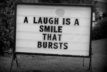 Laughter / It's contagious  / by Evelyn Mitchell