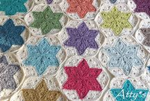 Crochet blanket love