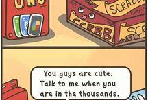 Boardgames etc.