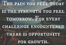 Chronic Pain Quotes / Inspirational quotes and sayings for those in pain