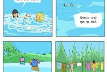 Pablo y Anna Comic Strip!