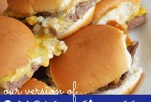 Yummy Recipies / White Castle Burger Recipe