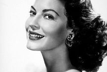 Inspire me: Goddesses / Ava Gardner mainly... with a smattering of other amazingly gorgeous women / by Annie Schwebel