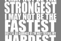 My fitness stuff / by Michelle Tarantino