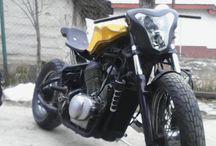 Honda Shadow Racer / tranzition