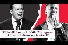"""'El Potrillo' sobre LuisMi: """"Me regresa mi dinero, ¡o lo meto a la cárcel!"""""""