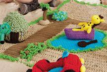 Crochet Toys/Amigurumis / by Kristína Halászová