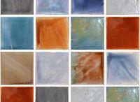 Плитка ручной работы. Hand-made-tile / Об использовании плитки ручной работы нашей компании и другие варианты дизайна.